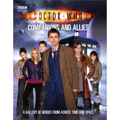 Книга Doctor Who: Companions And Allies